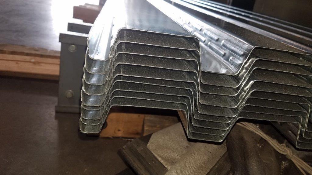 Form-Lok Decking